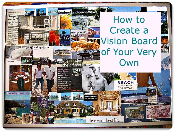 A Vision Board for 2016