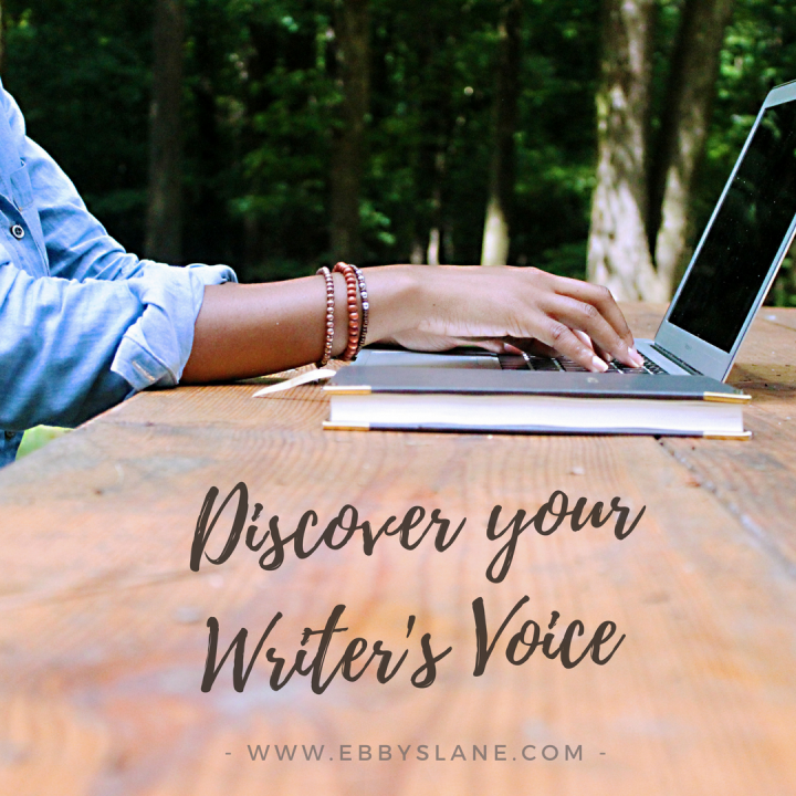 Discover Your Writer's Voice